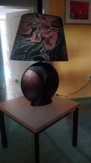 Vintage Designer Lampe