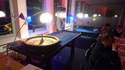 Mobiles Casino zu vermieten Black