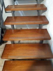 Verkaufe Treppenstufen