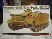Tamiya Modell 35087 Sturmgeschütz IV