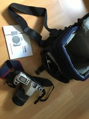 Canon EOS 300 mit Objektiv