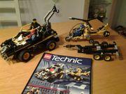 Lego Technik 8286 Power Gespann
