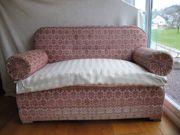 sehr charmantes antikes Sofa Vintage
