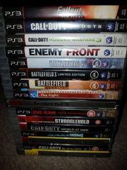Playstation 3 Spiele zu verkaufen