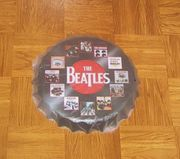 The Beatles Blechschild
