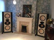 Offene Schallwandlautsprecher DIY