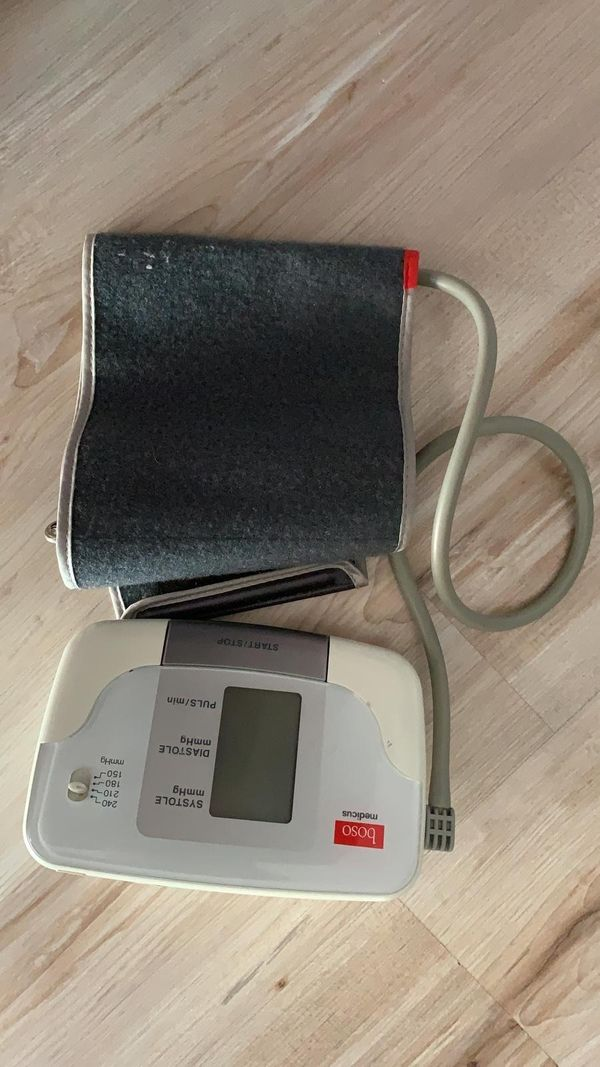 Boso medicus Oberarm Blutdruckmessgerät