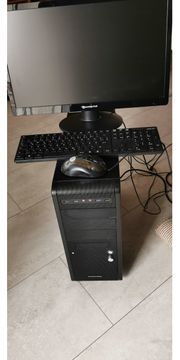 Gamer PC Set AMD X4