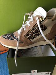 Italienische Schuhe Damen sneaker