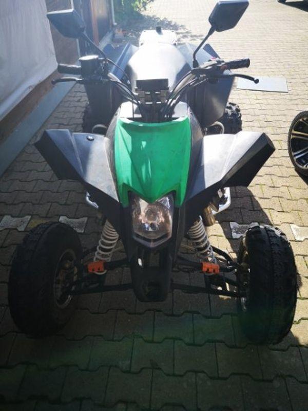 quad MadMax 300