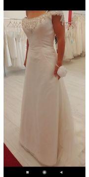 Designer Brautkleid nagelneu ungetragen