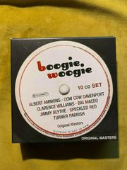 10er CD Best of Boogie