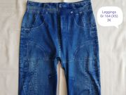 Leggings gr 164