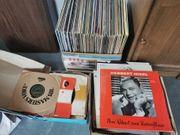 Konvolut von über 120 LPs