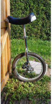 Einrad der Marke Fishbone Sport