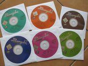 6 x CD Rom Löwenzahn