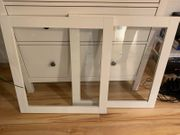 2 x IKEA Sindvik Glas
