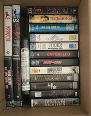 Spielfilme auf VHS