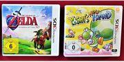 Nintendo 3DS Spiele Yoshis Island