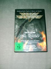 Bonfire -The Räuber DVD