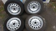 original VW Caddy Stahlfelgen Silber
