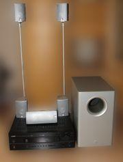 Heimkino-Anlage Yamaha AV RECEIVER RX-V530RDS