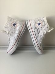 CONVERSE Damen Sneakers in weiß