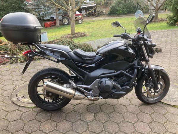 Motorrad Honda NC 750 SD