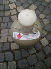 Propangasflasche leer 5 kg