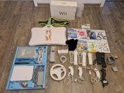 Wii inkl Board Zubehör und