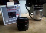 Samyang 24mm 2 8