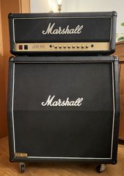 Marshall JCM 900 Halfstack aus