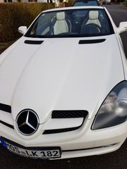 MERCEDES BENZ Cabrio SLK 200