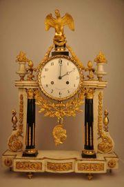 Große Louis XVI Pendule Frankreich