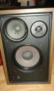 Lautsprecher Dual L 2120