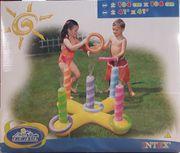 Wasserspiel Ringspiel Sprinkler - aufblasbar