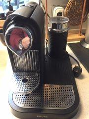 Nespresso Machine Krups CitiZ mit