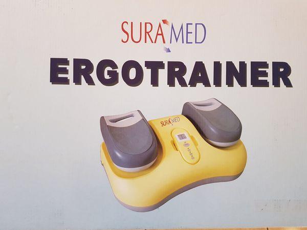 Verkaufe supergünstig neuen SuraMed Ergotrainer