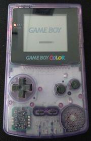 Gameboy Color Transparent