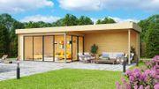 Gartenhaus Alu Concept 44 A