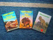 Tier und Saurier Bücher