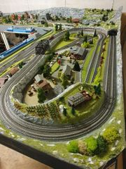 Modellbahn Spur N