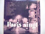 Schallplatte Michéle Delhay - Paris singt