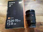 Sony G Master 24-70mm F2