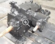MERCEDES-BENZ G3-55 6-8 5 Getriebe