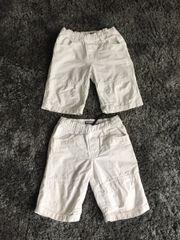 2 kurze Hosen Gr 98