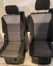VW T 5 Multivan Sitze