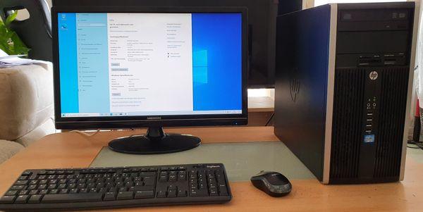 PC Computer Set für Office