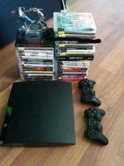 Playstation 3 sehr viele Spiele