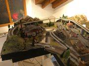H0 Modellbahn Eisenbahn Fleischmann Konvolut